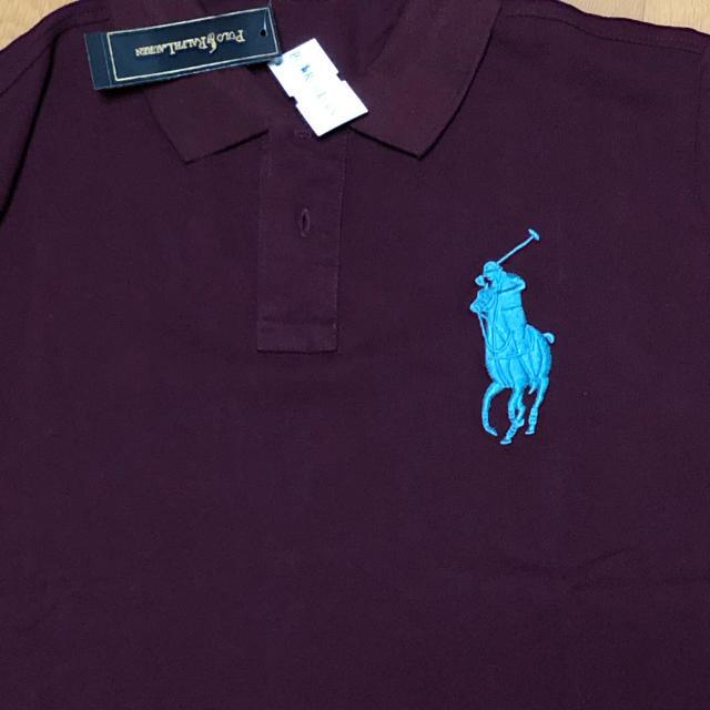 Ralph Lauren(ラルフローレン)の★期間限定値下げ★ラルフローレンのポロシャツ メンズのトップス(ポロシャツ)の商品写真