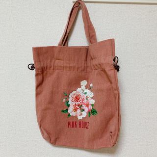 ピンクハウス(PINK HOUSE)のピンクハウス ムック本 付録 トートバッグ  巾着(トートバッグ)