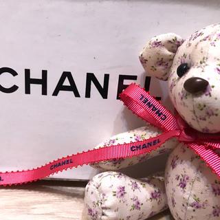 シャネル(CHANEL)の正規品 2020年バレンタイン限定 レア シャネルリボン ピンク 1m(その他)