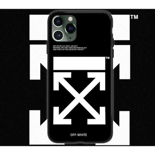 オフホワイト(OFF-WHITE)のお洒落なデザイン  オフホワイト  iPhoneケース  最新サイズ(iPhoneケース)