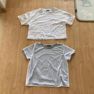 エモダ(EMODA)のEMODA MURUA トップスセット(Tシャツ(半袖/袖なし))