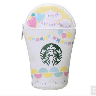 スターバックスコーヒー(Starbucks Coffee)のフラペチーノ® ペンシルケース スターバックス(ペンケース/筆箱)