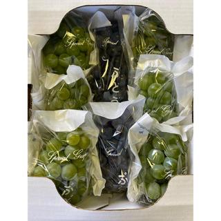 山形産 ぶどう ナイヤガラ スチューベン 混合 2k(フルーツ)