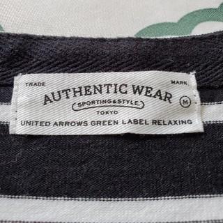ユナイテッドアローズ(UNITED ARROWS)のAUTHENTIC WEAR(Tシャツ/カットソー(七分/長袖))