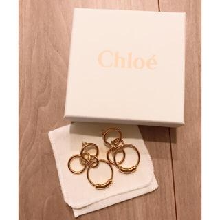 クロエ(Chloe)の神崎愛用 chloe ピアス(ピアス)