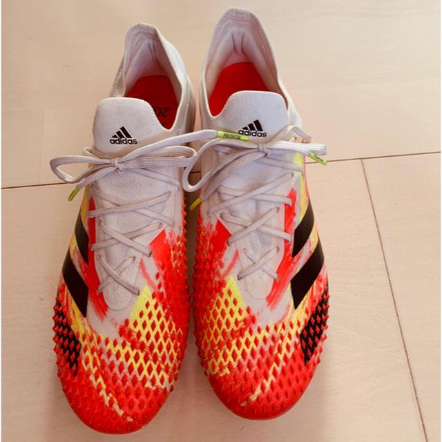 adidas(アディダス)の【最終値下げ】アディダス プレデター20.1 AG 26.5 スポーツ/アウトドアのサッカー/フットサル(シューズ)の商品写真