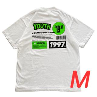 youthloser  INSPIRATION T SHIRT Mサイズ (Tシャツ/カットソー(半袖/袖なし))