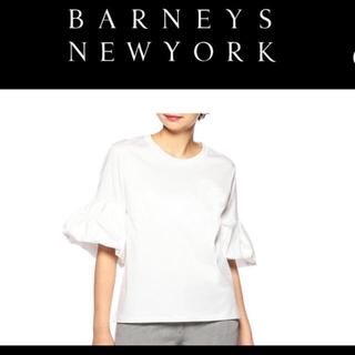 バーニーズニューヨーク(BARNEYS NEW YORK)のバーニーズニューヨーク トップス(カットソー(半袖/袖なし))