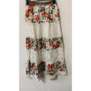 セシルマクビー(CECIL McBEE)のn579  CECIL McBEE スカート M(ロングスカート)