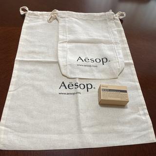 イソップ(Aesop)のご専用     イソップショップ袋2枚他(ショップ袋)