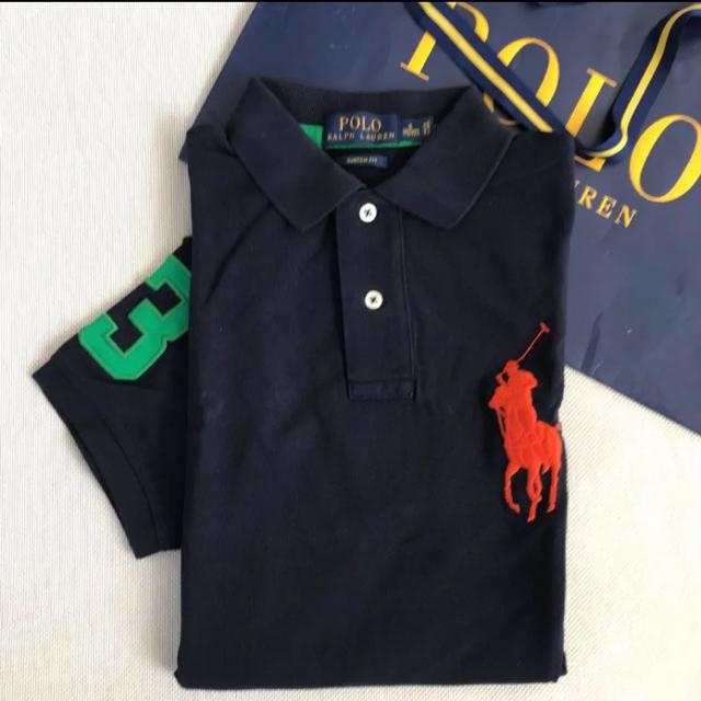Ralph Lauren(ラルフローレン)の《新品未使用》ラルフローレン メンズポロシャツ メンズのトップス(ポロシャツ)の商品写真