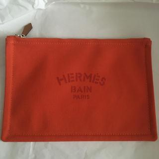 エルメス(Hermes)の新品エルメスフラットポーチ(セカンドバッグ/クラッチバッグ)
