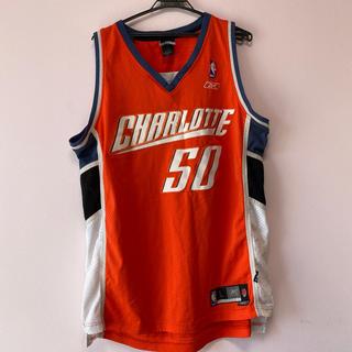 リーボック(Reebok)のCharlotte Bob cats バスケ タンクトップ NBA(バスケットボール)