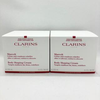CLARINS - クラランス クレーム マスヴェルト 200ml 2箱 未使用