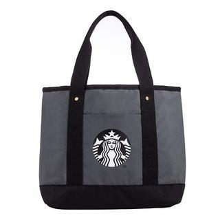スターバックスコーヒー(Starbucks Coffee)のスターバックス :ハンドバッグ ロゴ スタバ 台湾 限定商品 (ハンドバッグ)