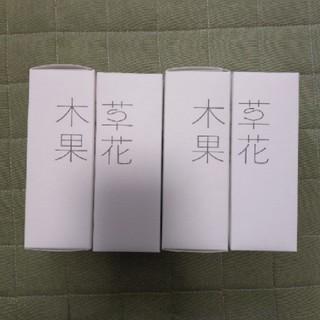 ソウカモッカ(草花木果)の草花木果 マスクジェル 4本 新品未開封品(美容液)
