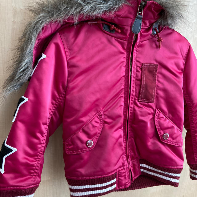 JOEY HYSTERIC(ジョーイヒステリック)のジョーイ アウター キッズ/ベビー/マタニティのキッズ服女の子用(90cm~)(ジャケット/上着)の商品写真