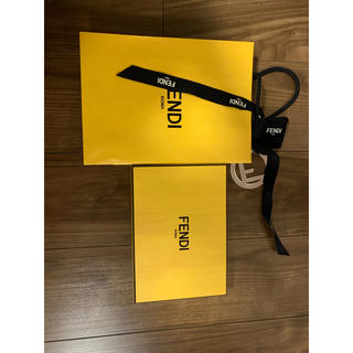 フェンディ(FENDI)のFENDI 空箱 紙袋(その他)