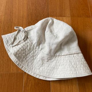 ムジルシリョウヒン(MUJI (無印良品))の無印良品 レディース  帽子(ハット)