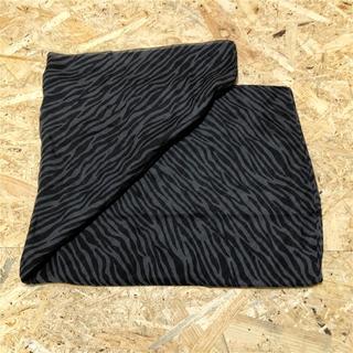 ユニクロ(UNIQLO)の美品 ユニクロ UNIQLO ストール ブラック レディース HY67(ストール/パシュミナ)