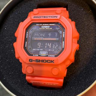 ジーショック(G-SHOCK)の【レア美品】CASIO G-SHOCK GX-56-4DR オレンジ(腕時計(デジタル))