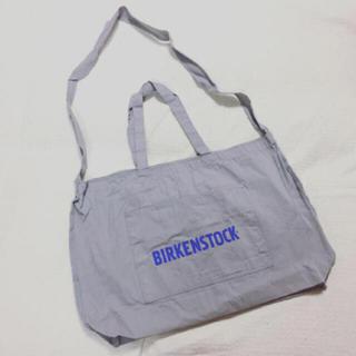 ビルケンシュトック(BIRKENSTOCK)の(birkenstockノベルティ) 2wayBAG(ノベルティグッズ)