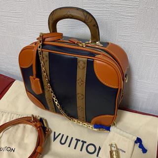 ルイヴィトン(LOUIS VUITTON)のルイヴィトン  2019春夏コレクションSAC luggage mini(ボストンバッグ)