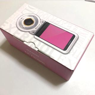 カシオ(CASIO)のEXILIM  EX-FR100L インスタ映え 自撮り SNS(コンパクトデジタルカメラ)
