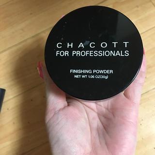 チャコット(CHACOTT)のチャコット プロフェッショナルパウダー(フェイスパウダー)