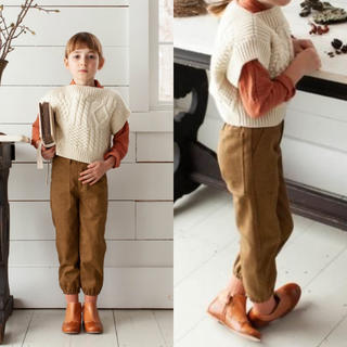Caramel baby&child  - 新品 soor  ploom kit trouser 4/5