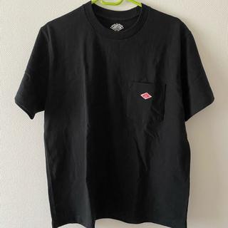 ダントン(DANTON)のDanton ダントン 黒 Tシャツ(Tシャツ(半袖/袖なし))