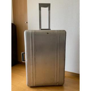 ゼロハリバートン(ZERO HALLIBURTON)の【GAK様ご専用】ゼロハリバートン スーツケース(トラベルバッグ/スーツケース)