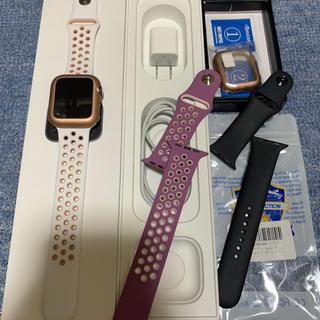 アップルウォッチ(Apple Watch)のApple Watch Series 5 GPSモデル 44mm(その他)