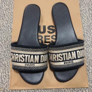 クリスチャンディオール(Christian Dior)のDior ミュール (サンダル)