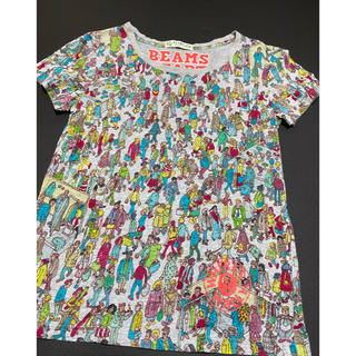 ビームス(BEAMS)のビームス ウォーリーTシャツ(Tシャツ(半袖/袖なし))
