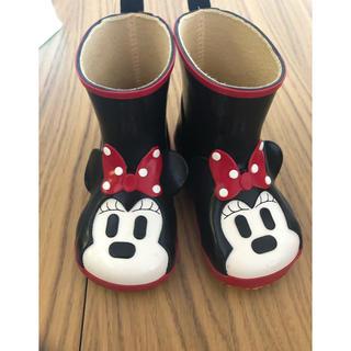 ダイアナ(DIANA)のDIANA×Disney コラボレインブーツMinney(長靴/レインシューズ)