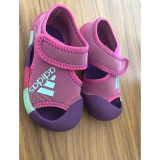 アディダス(adidas)のadidas メッシュ靴 スニーカー(スリッポン)