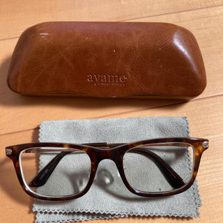 アヤメ(Ayame)のmipon様専用。アヤメ ayame 眼鏡 (サングラス/メガネ)