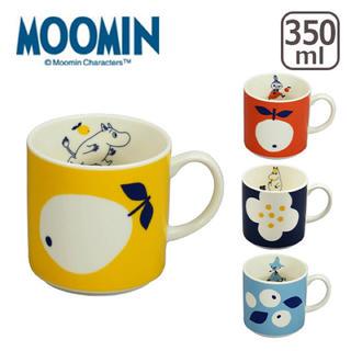 リトルミー(Little Me)の【2020年新作】MOOMIN  ムーミン マグカップ 4点セット(グラス/カップ)