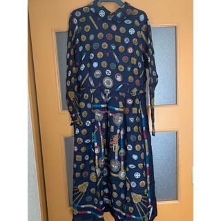 ジェーンマープル(JaneMarple)の The Dressmaker day dress(ロングワンピース/マキシワンピース)