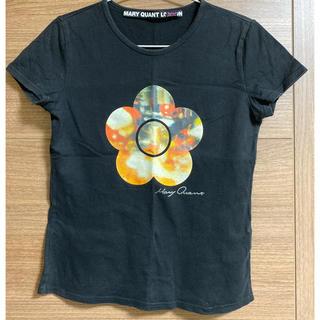 マリークワント(MARY QUANT)のMARY QUANT ロゴプリントT(Tシャツ(半袖/袖なし))