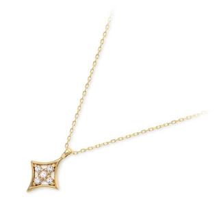 スタージュエリー(STAR JEWELRY)のisu 10k ネックレス (ネックレス)