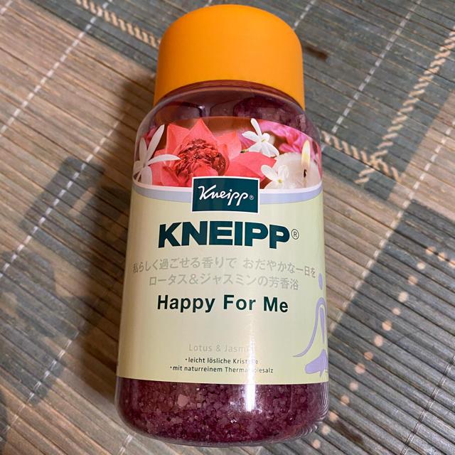 Kneipp(クナイプ)のクナイプ バスソルト  コスメ/美容のボディケア(入浴剤/バスソルト)の商品写真