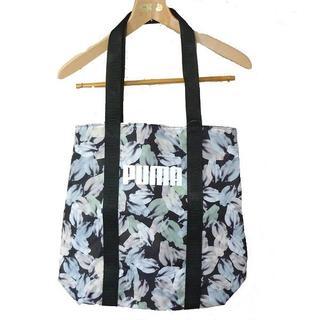 プーマ(PUMA)の新品◆PUMA 花柄トートバッグ(トートバッグ)