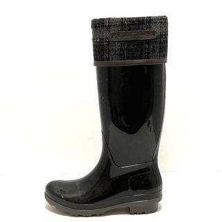 サルヴァトーレフェラガモ(Salvatore Ferragamo)のサルバトーレフェラガモ レインブーツ 9 -(レインブーツ/長靴)