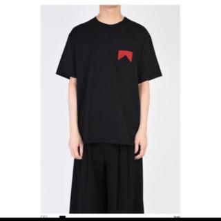 ラッドミュージシャン(LAD MUSICIAN)のPOCKET BIG T-SHIRT 19ss  42サイズ (Tシャツ/カットソー(半袖/袖なし))