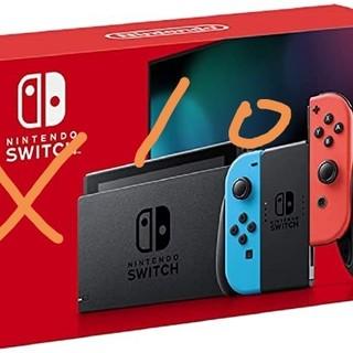 ニンテンドースイッチ(Nintendo Switch)のドラミ様  即日発送  任天堂スイッチ10台セット 任天堂Switch (家庭用ゲーム機本体)