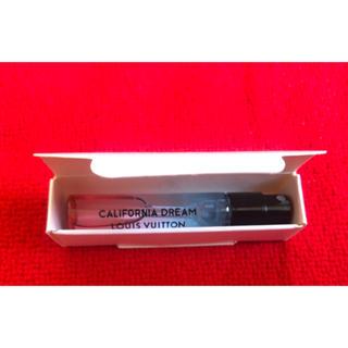 ルイヴィトン(LOUIS VUITTON)の新品正規】ルイヴィトン カリフォルニアドリーム 2ml(サンプル/トライアルキット)