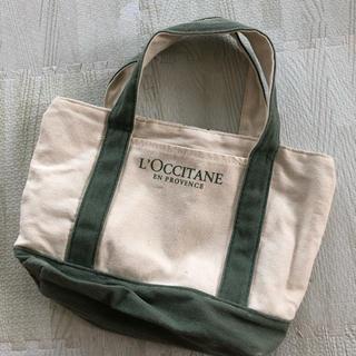 ロクシタン(L'OCCITANE)のロクシタン 雑誌付録 巾着トートバッグ(トートバッグ)