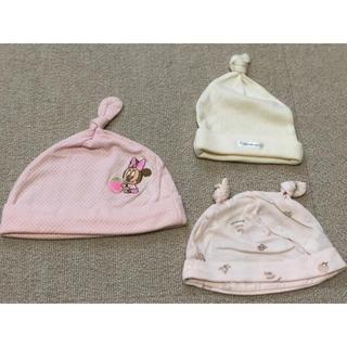 フーセンウサギ(Fusen-Usagi)の赤ちゃん帽子 desney combine mini (帽子)